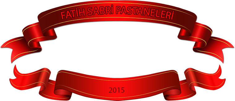 Fatih Sabri Pastaneleri - Web sitemiz yayına açılmıştır